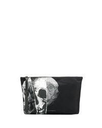 Alexander McQueen Skull Print Pouch