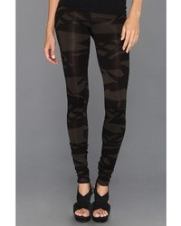 Rachel Pally Super Long Print Legging Casual Pants
