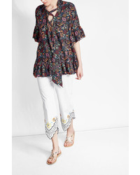 See by Chloe See By Chlo Printed Smock Top