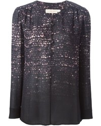 Tory Burch Light Flash Print Blouse
