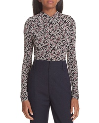 Isabel Marant Etoile Trend Fold Neck Top