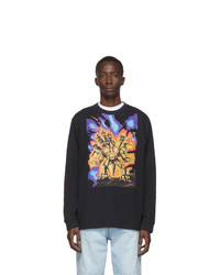 Acne Studios Black Monster In My Pocket Edition Great Beast Long Sleeve T Shirt