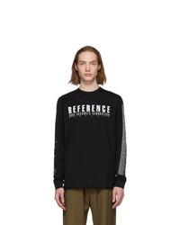 Yang Li Black Samizdat Reference Long Sleeve T Shirt