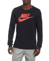 Nike Futura Icon Long Sleeve T Shirt