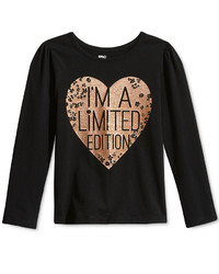 Epic Threads Little Girls Mix And Match Limited Edition Graphic Print Long Sleeve T Shirt Only At Macys