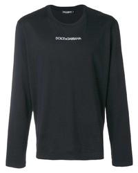 Dolce & Gabbana Printed Logo T Shirt