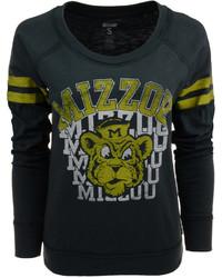 Tailgate Clothing Company Long Sleeve Missouri Tigers Touch Down Raglan T Shirt