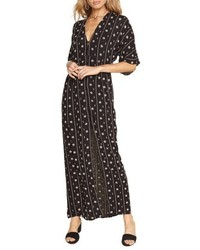 Lyla print maxi dress medium 5054858