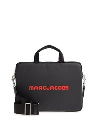 Marc Jacobs Logo 13 Inch Computer Commuter Case