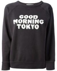 Etoile Isabel Marant Isabel Marant Toile Halen Good Morning Tokyo Printed Sweater