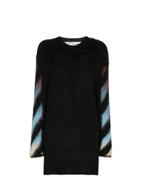 Off-White Oversized Knit Jumper