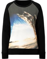 IRO Printed Sweatshirt In Black