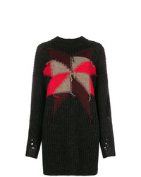 Isabel Marant Star Detail Knitted Sweater