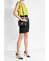 Printed pencil skirt medium 3718199