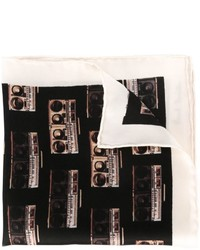 Boombox printed pocket square medium 709480