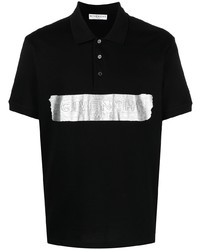Givenchy Logo Embossed Polo Shirt