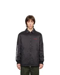 Valentino Black Moondust Jacket