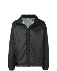 Gucci Gg Print Padded Jacket