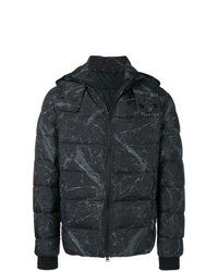 Etro Printed Hooded Jacket
