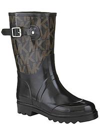 MICHAEL Michael Kors Michl Michl Kors Logo Rain Boots