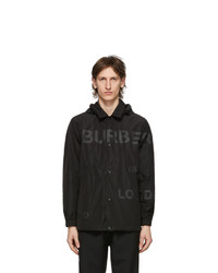 Burberry Black Ealing Jacket