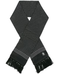 Dolce & Gabbana Crown Dot Print Scarf