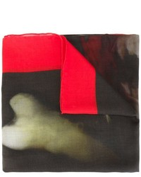 Givenchy Skull And Crossbones Print Scarf