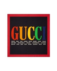 Gucci Lo Twill Scarf
