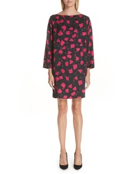 Marc Jacobs Spot Print Shift Dress