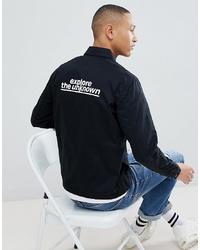 Jack & Jones Core Jacket With Back Print