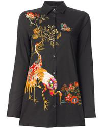 Etro Oriental Printed Shirt