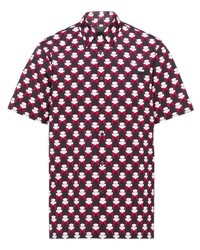 Prada Abstract Print Shirt