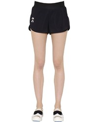 Fendi Karl Printed Techno Mesh Shorts