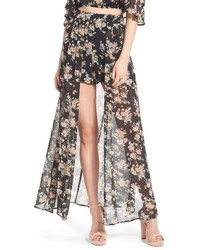 Leith Floral Print Shorts