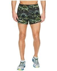 New Balance Impact 3 Split Shorts Print Shorts