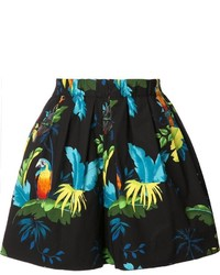 Marc Jacobs Parrots Print Shorts
