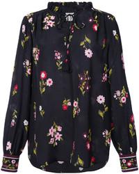 Kate Spade Floral Print Blouse