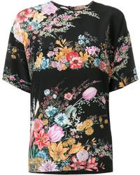 No.21 No21 Floral Printed T Shirt