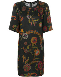 Etro Printed T Shirt Dress
