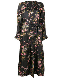 Isabel Marant Floral Print Olympia Dress