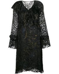 IRO Leopard Print Dress