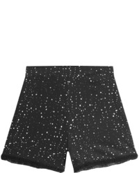 IRO Printed Silk Shorts
