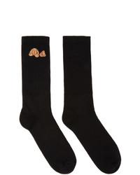 Palm Angels Black Bear Socks