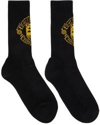 Balenciaga Black Quest Socks