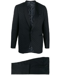 Etro Formal Patterned Two Piece Suit