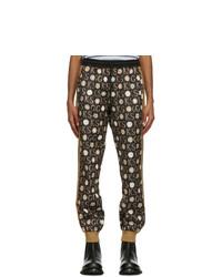 Gucci Navy Ken Scott Edition Jogging Sweatpants