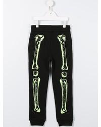 Stella McCartney Kids Bones Print Track Pants