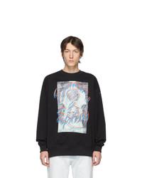 Acne Studios Black Forban Sweatshirt