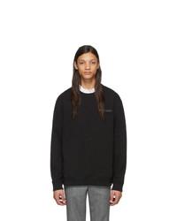 Givenchy Black Logo Sweatshirt