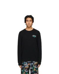 Givenchy Black Motel Sweatshirt